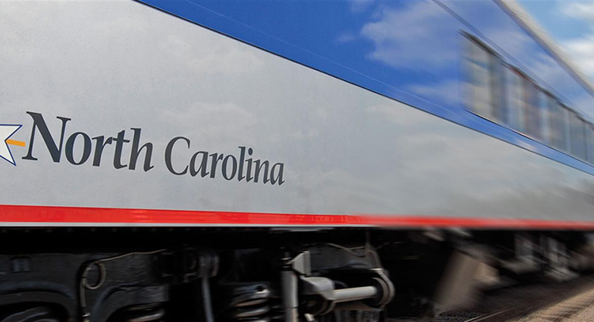 Amtrak Nc Map.Nc By Train North Carolina Amtrak Services
