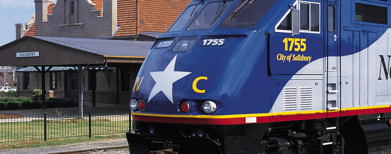 Salisbury Train Schedule | North Carolina Amtrak Service